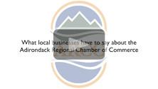 Adirondack Regional Chamber Promo